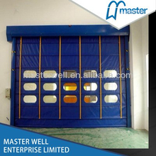 Fit Commercial High Speed PVC Stacking Doors