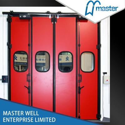 Foamed Folding Door