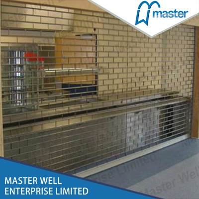 Polycarbonate Roller up door