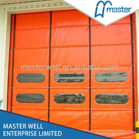 PVC Fast Stacking Door