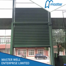 Efficient Logistics Dust Proof Metal Spiral High Speed Hard Fast Roller Doors