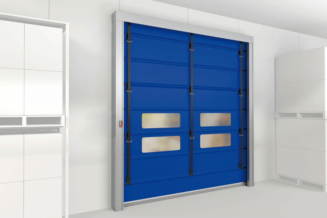 What are High Speed PVC Stacking Doors?