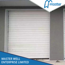 Exterior Factory Security Aluminum Alloy Spiral High Speed Hard Fast Roller Doors