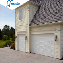 Automatic Residential Security Steel Overhead Sectional Garage Doors