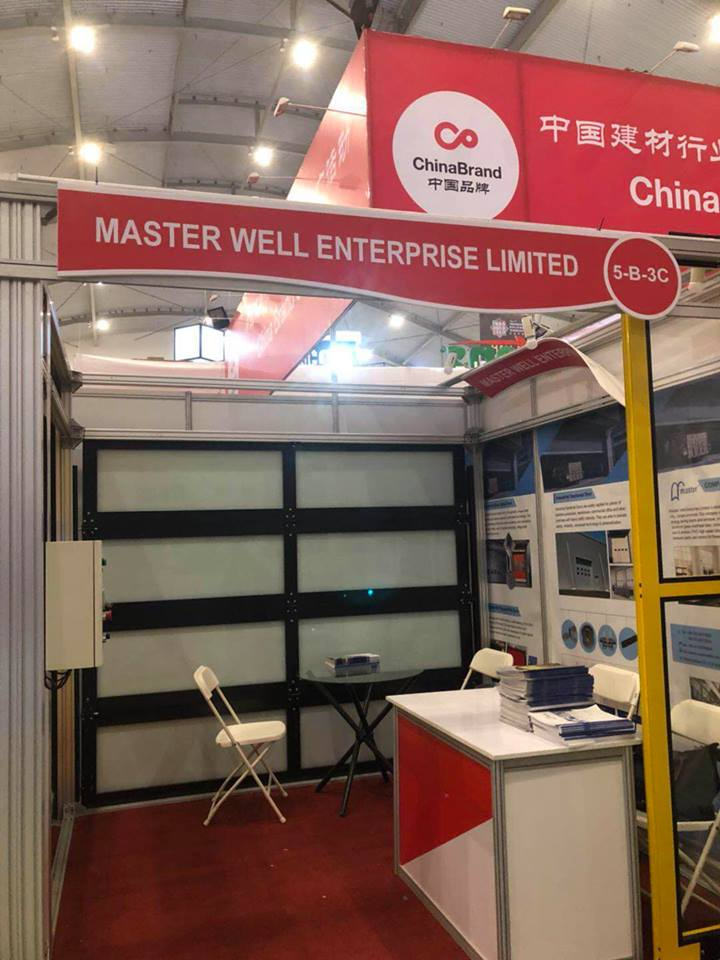 MASTER WELL INDOBUILD TECH EXPO 2019