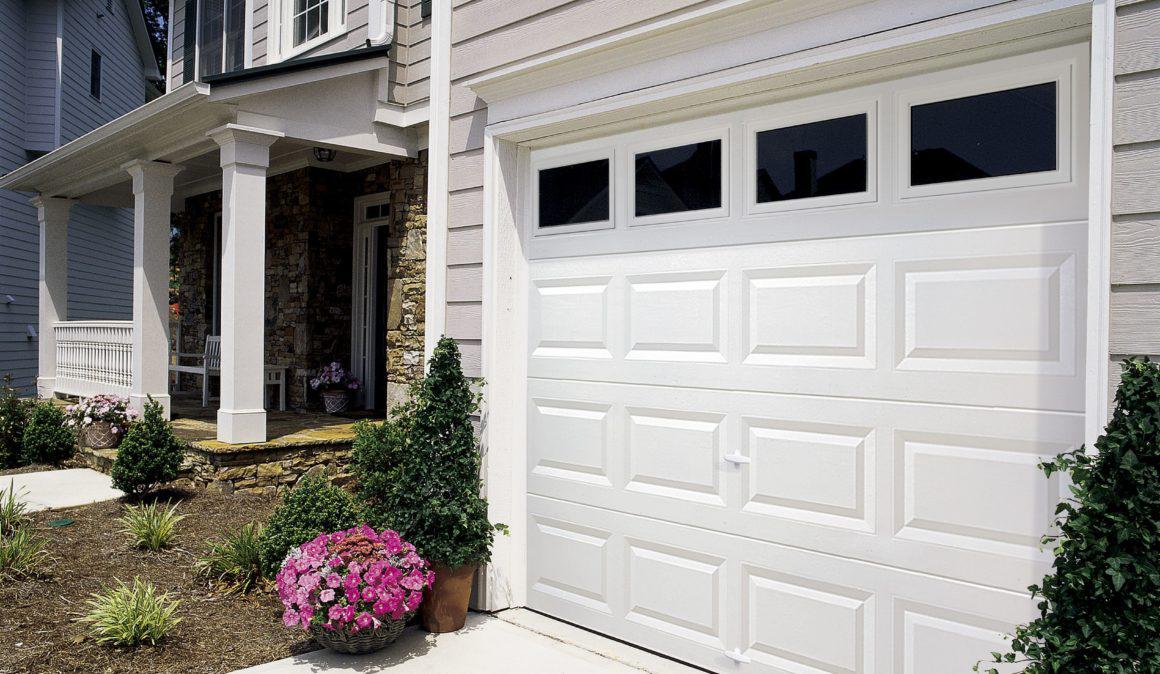 How Sectional Garage Doors Work Master Well