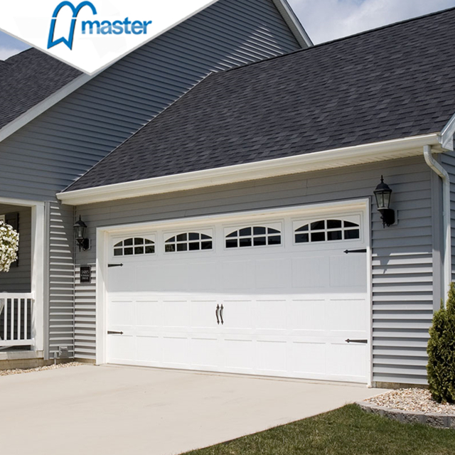 How to choose a suitable sectional garage doors?