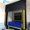 Inflatable Loading Bay Weather Rigid Dock Shelter