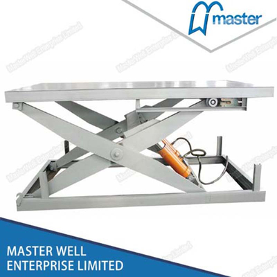 Customized Sizes Exterior Industrial Loading Dock Leveler
