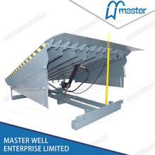 10T Adjustable Vertical Truck Loading Dock Leveller