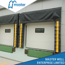 Loading Bay Commercial Inflatable Dock Shelter