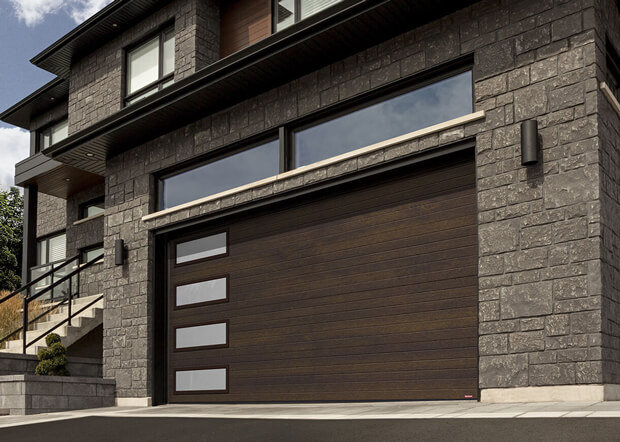 Choosing an Overhead Garage Door: Sectional or Roll Up Garage Doors?